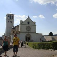 Assisi 2009 juni 201