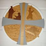 Korsvejen fra Søstrenes kirke