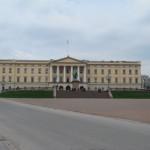 konge slottet Oslo