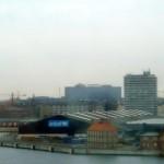 Indsejlingen til Københavns havn