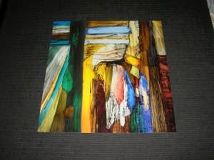 Maja Lisa Engelhardts vinduerne i sct. Mariæ 003