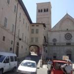 Rufino domkirken i Assisi