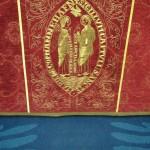 Domkirkens sej - det er tegnet af Naja Salto
