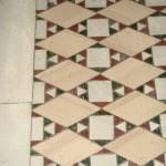 gulvet i Lateran kirken