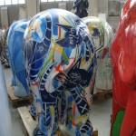 Tiger -Puzzy - Elephant Sunny Asemota