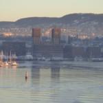 Oslo fra vandet